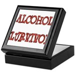 Alcohol Survivor Keepsake Box