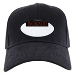 INCOGNITO Black Cap