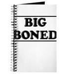 BIG BONED Journal