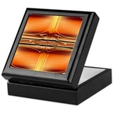 Nuclear Orange Keepsake Box