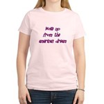 Woke Up From The American Dre Women's Light T-Shir