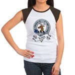 Forbes Clan Badge Women's Cap Sleeve T-Shirt