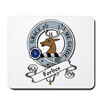 Forbes Clan Badge Mousepad