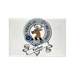 Forbes Clan Badge Rectangle Magnet (10 pack)