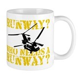 Runway? Who Needs A Runway? 3 Coffee Mug