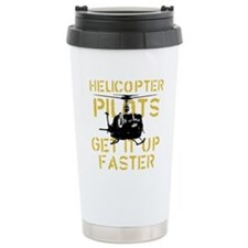 Helicopter Pilots Get It Up F Ceramic Travel Mug