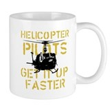 Helicopter Pilots Get It Up F Mug