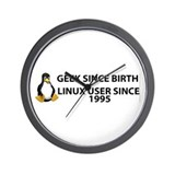 Geek since birth. Linux...1995 Wall Clock