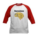 Neuroscience Brain Tee
