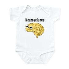Neuroscience Brain Infant Bodysuit