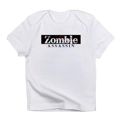 Zombie Assassin Infant T-Shirt