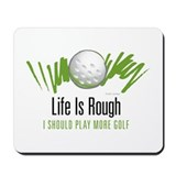 Cute Golf Mousepad