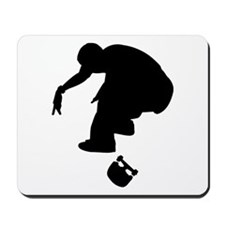 Skate On Mousepad