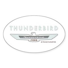 Thunderbird Emblem Decal