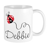Ladybug Debbie Small Mugs