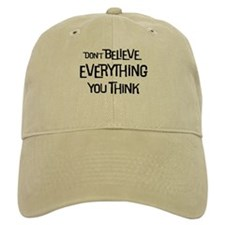 Don't Believe- Baseball Cap