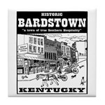 Historic Bardstown Tile Coaster