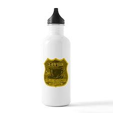 X-Ray Tech Caffeine Addiction Water Bottle