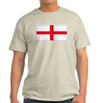 England English St. George Bl Ash Grey T-Shirt