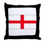 England English St. George Bl Throw Pillow