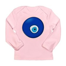 Evil Eye Long Sleeve Infant T-Shirt