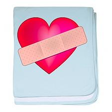 Healing Heart baby blanket