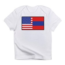 USA/Armenia Infant T-Shirt
