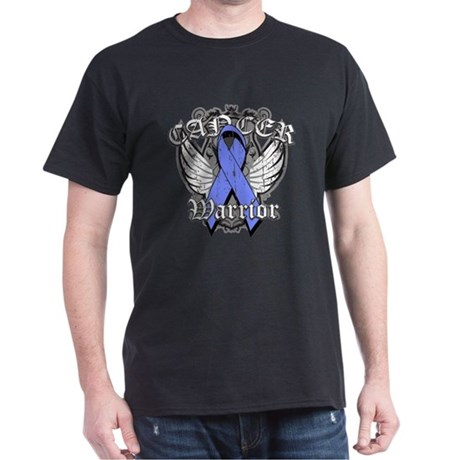 Esophageal Cancer Warrior Dark T-Shirt
