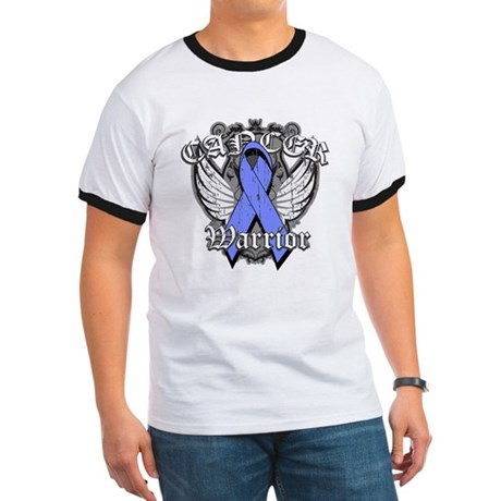 Esophageal Cancer Warrior Ringer T