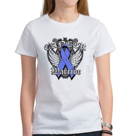 Esophageal Cancer Warrior Women's T-Shirt