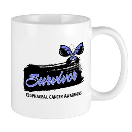 Survivor Esophageal Cancer Mug