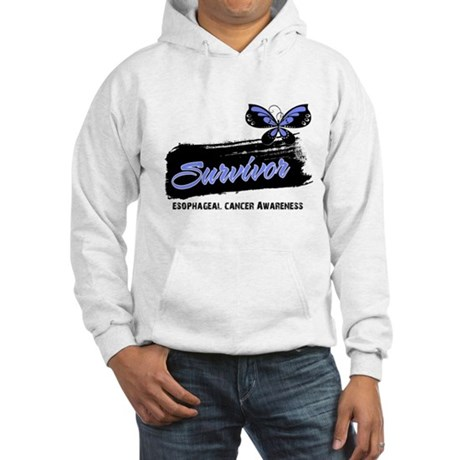 Survivor Esophageal Cancer Hooded Sweatshirt