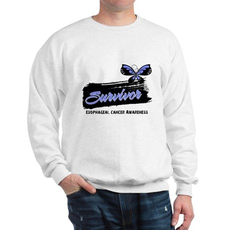 Survivor Esophageal Cancer Sweatshirt