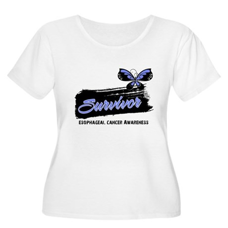 Survivor Esophageal Cancer Women's Plus Size Scoop