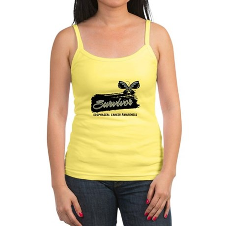 Survivor Esophageal Cancer Jr. Spaghetti Tank