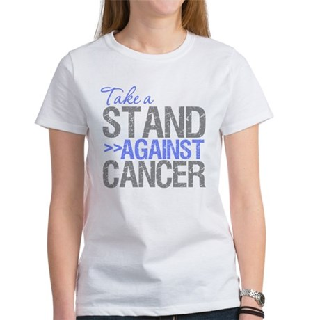 Take a Stand - Esophageal Women's T-Shirt