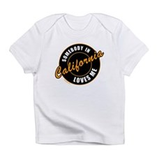 CALIFORNIA Infant T-Shirt