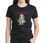 Student Nurse XXX Women's Dark T-Shirt