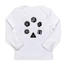 Dice Ring Long Sleeve Infant T-Shirt