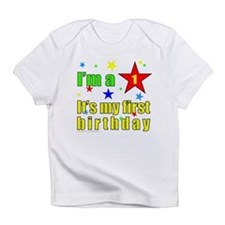 FIRST BIRTHDAY Infant T-Shirt
