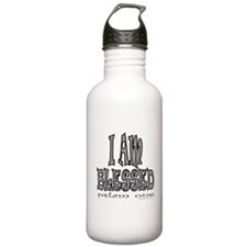 I AM BLESSED Sports Water Bottle