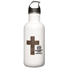 OLD RUGGED CROSS Sports Water Bottle