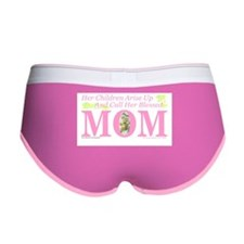 BLESSED MOM Women's Boy Brief