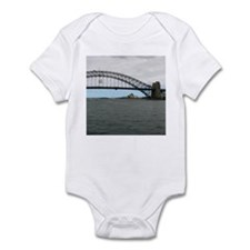 Opera House & Harbor Bridge Infant Creeper