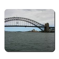 Opera House & Harbor Bridge Mousepad
