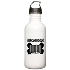 AMERICAN FOXHOUND PRICELESS Water Bottle