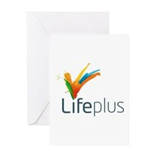 Lifeplus Greeting Card