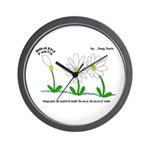 She loves me not...Wall Clock