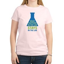 In The Lab Women's Light T-Shirt