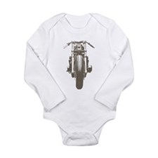 CLASSIC BOBBER Long Sleeve Infant Bodysuit